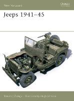 Jeeps 1941-45 - New Vanguard 117 (Paperback)