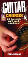 Guitar Chords (Hardback)