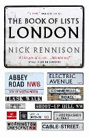 The Book Of Lists London (Paperback)