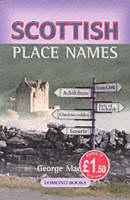 Scottish Place Names (Paperback)