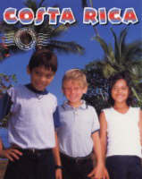 Costa Rica - Letters from Around the World (Hardback)