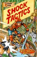 Shock Tactics: The Chain Gang Series - Chain Gang Graphics - Ride 1 4 (Paperback)