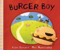 Burger Boy (Paperback)