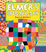 Elmer's Special Day - Elmer Picture Books (Paperback)