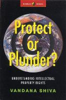 Protect or Plunder?: Understanding Intellectual Property Rights - Global Issues (Paperback)