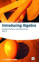 Introducing Algebra: 1: Number Patterns and Sequences (Spiral bound)