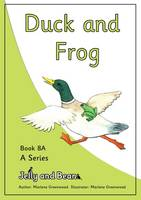 Duck and Frog - A Series 5-10 No. 8 (Paperback)