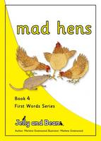 Mad Hens - First Words Series No. 4 (Paperback)