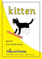 Kitten - First Words Series No. 5 (Paperback)