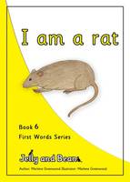 I am a Rat - First Words Series No. 6 (Paperback)