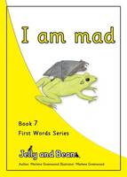 I am Mad - First Words Series No. 7 (Paperback)