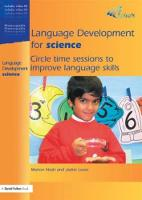 Language Development for Science: Circle Time Sessions to Improve Language Skills (Paperback)
