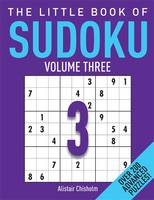 The Little Book of Sudoku 3: Over 200 Advanced Puzzles! (Paperback)