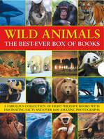 Wild Animals Best Ever Box of Books (Paperback)