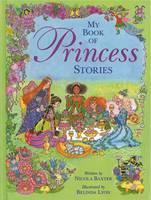 My Book of Princess Stories (Paperback)