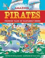 Amazing Pirates (Paperback)
