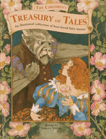 The Children's Treasury of Tales: An Illustrated Collection of Best-loved Fairy Stories (Hardback)