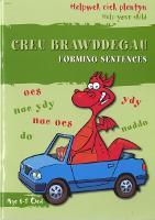 Helpwch eich Plentyn/Help Your Child: Creu Brawddegau/Forming Sentences (Paperback)