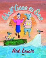 Wolf Goes to Sea (Paperback)