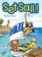 Set Sail!: Teacher's Book Level 1 (Paperback)