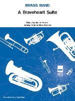 A Braveheart Suite (Brass Band Score & Parts) - Warner Brass Band Series (Sheet music)