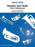 Reunion and Finale (Score & Parts) - Warner Brass Band Series (Sheet music)