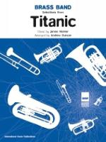 Titanic Selections (Score & Parts) - Warner Brass Band Series (Paperback)