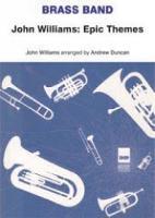 John Williams: Epic Themes (Score & Parts) - Warner Brass Band Series (Paperback)