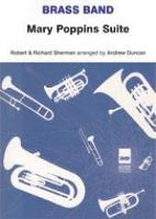 Mary Poppins Suite (Score & Parts) - Warner Brass Band Series (Sheet music)