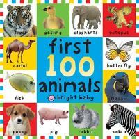 First 100 Animals (Hardback)