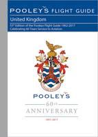 Pooleys Flight Guide United Kingdom 2017 (Paperback)