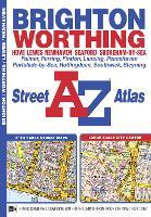 Brighton Street Atlas (Paperback)