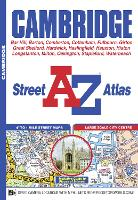 Cambridge Street Atlas - A-Z Street Atlas S. (Paperback)