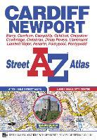 Cardiff & Newport Street Atlas - A-Z Street Atlas S. (Paperback)