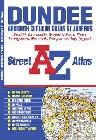 Dundee Street Atlas - A-Z Street Atlas S. (Paperback)