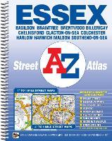 Essex A-Z Street Atlas (spiral)