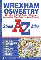 Wrexham Street Atlas - A-Z Street Atlas S. (Paperback)