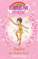 Amber the Orange Fairy: The Rainbow Fairies Book 2 - Rainbow Magic (Paperback)