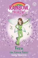 Fern the Green Fairy: The Rainbow Fairies Book 4 - Rainbow Magic (Paperback)