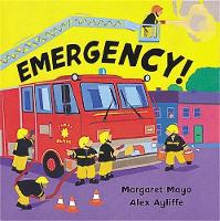 Awesome Engines: Emergency! - Awesome Engines (Board book)