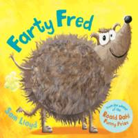 Farty Fred (Board book)