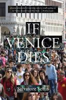 If Venice Dies