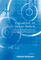 Evaluation in Public-Sector Reform: Concepts and Practice in International Perspective (Hardback)