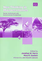 New Thinking in Macroeconomics: Social, Institutional, and Environmental Perspectives (Hardback)