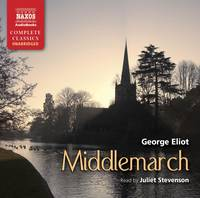 Middlemarch (CD-Audio)