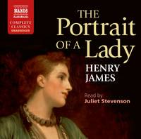 The Portrait of a Lady (CD-Audio)