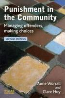 Punishment in the Community (Paperback)