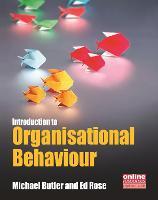 Introduction to Organisational Behaviour (Paperback)