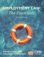 Employment Law: The Essentials (Paperback)