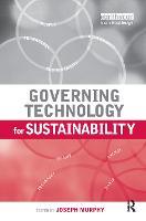Governing Technology for Sustainability (Hardback)